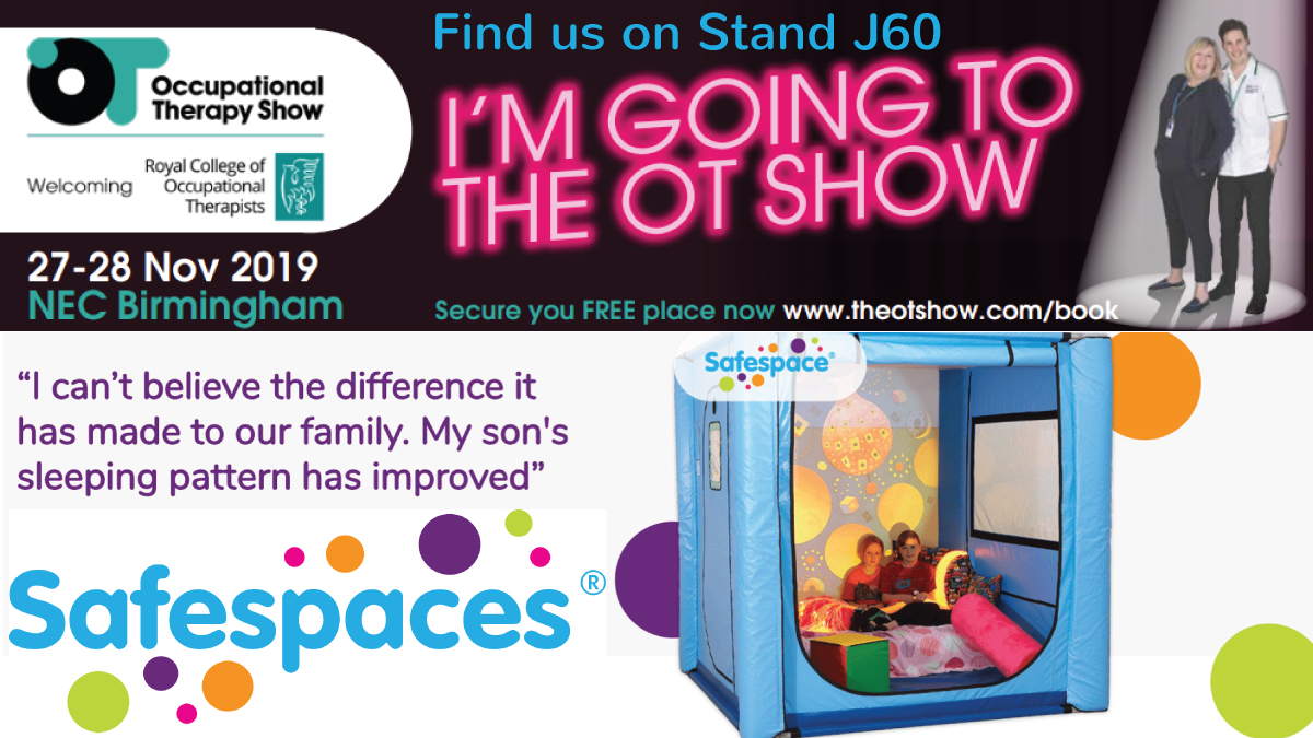 Safespaces at The OT Show 2019