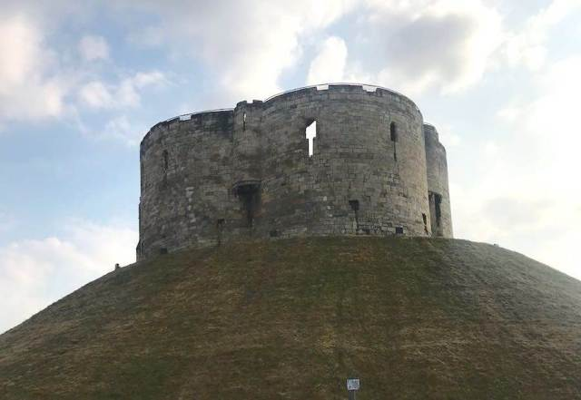 Clifford's Tower Tour