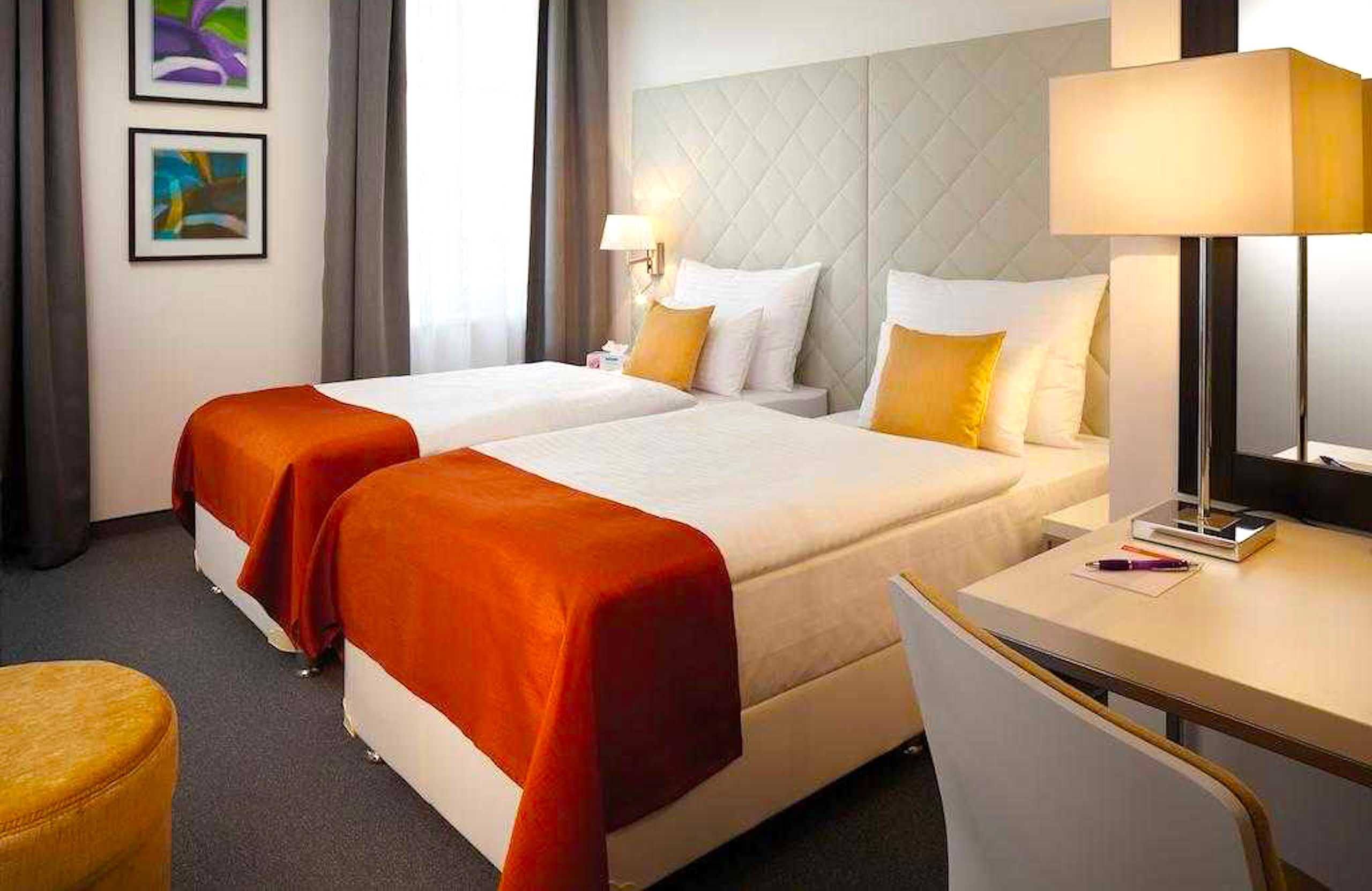 Safestay Vienna - Private Twin Room