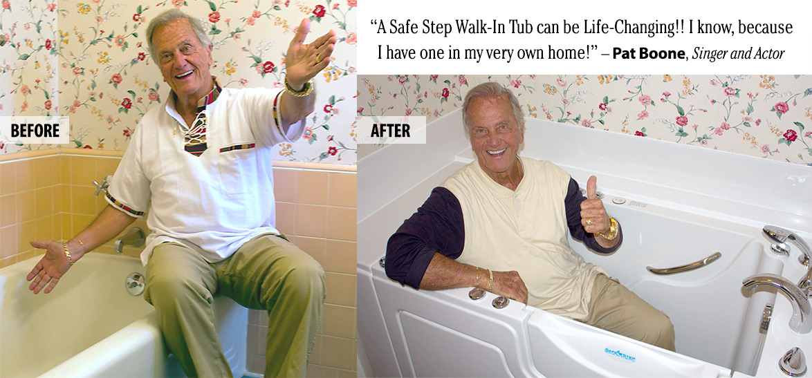 Walk In Tubs Amp Bathtubs For Seniors Safe Step Tub