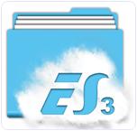 Android ES File Explorer app