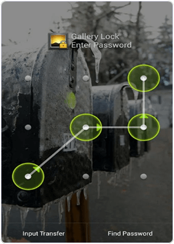 android Gallery Lock app