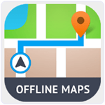 Offline Maps and Navigation Android App
