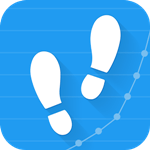 Pedometer app icon