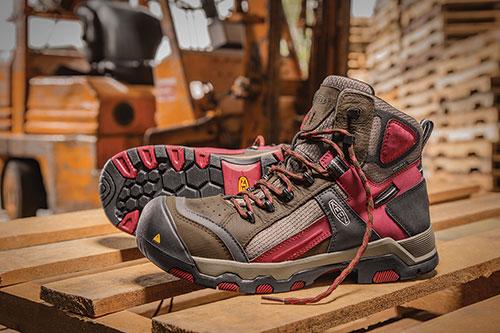 Keen Footwear 2017