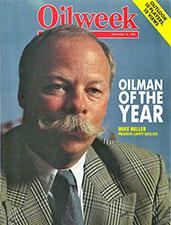 Oilweek, Oilman of the Year