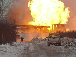 Alberta Blowout rig 0114