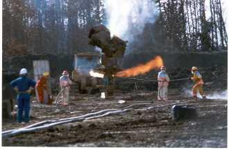 Alberta Blowout fire 0038