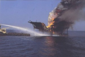 Offshore - Well control and blowout emergency response company