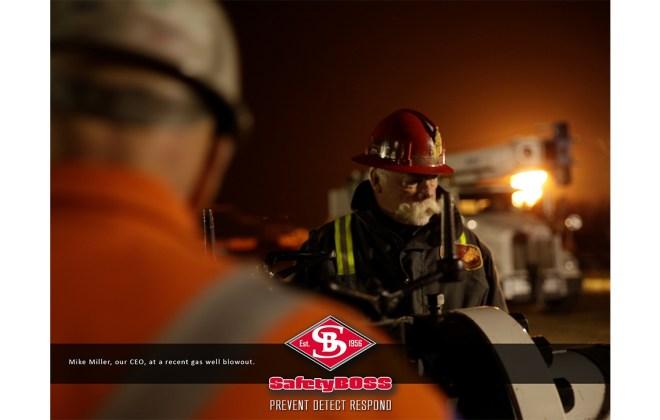 Safety Boss Calendar - January 2017