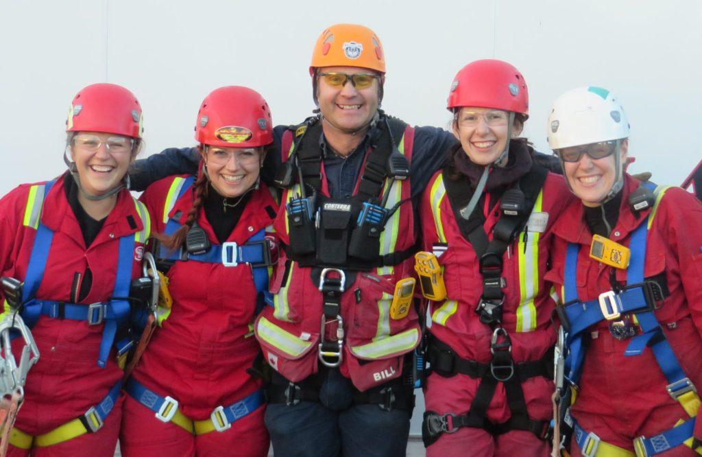 turnaround safety Team