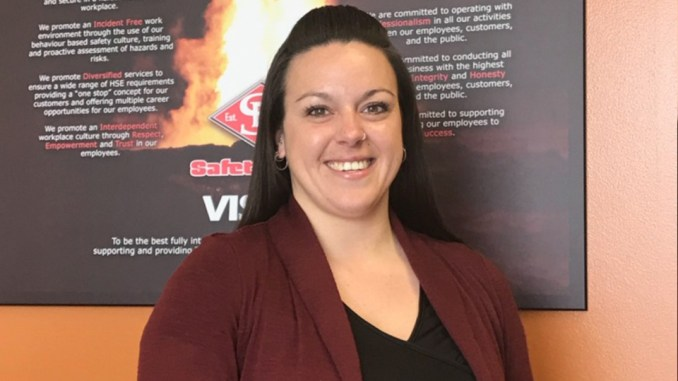 Welcome Ashley Barrie to the Accounting Department