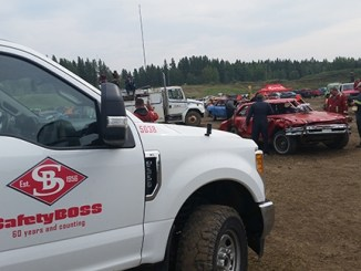 Edson Hillbilly Demolition and Mud Bog 2018