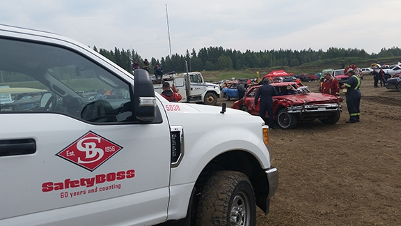 Edson Hillbilly Demolition and Mud Bog 2018