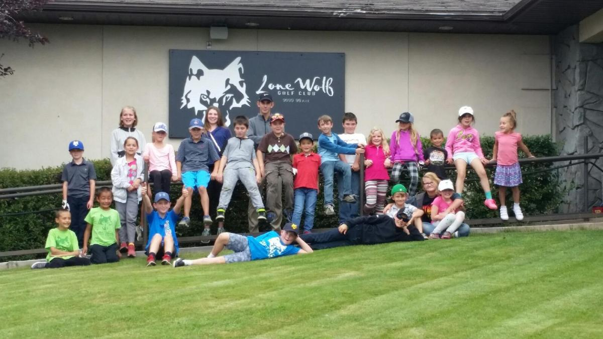 1st annual junior golf tournament