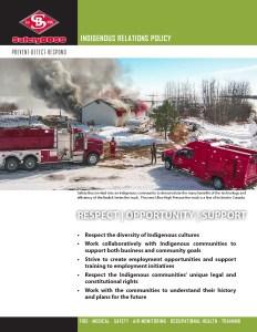 Indigenous Relations Brochure
