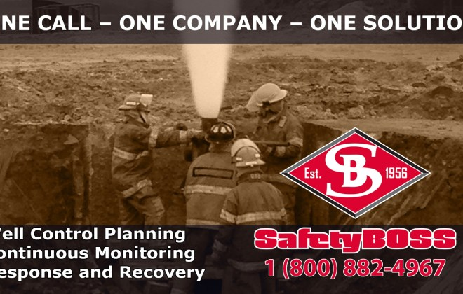 One Call - One Company - One Solution Well Control Services