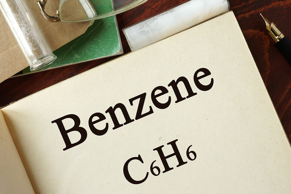 The Dangers of Benzene Gas
