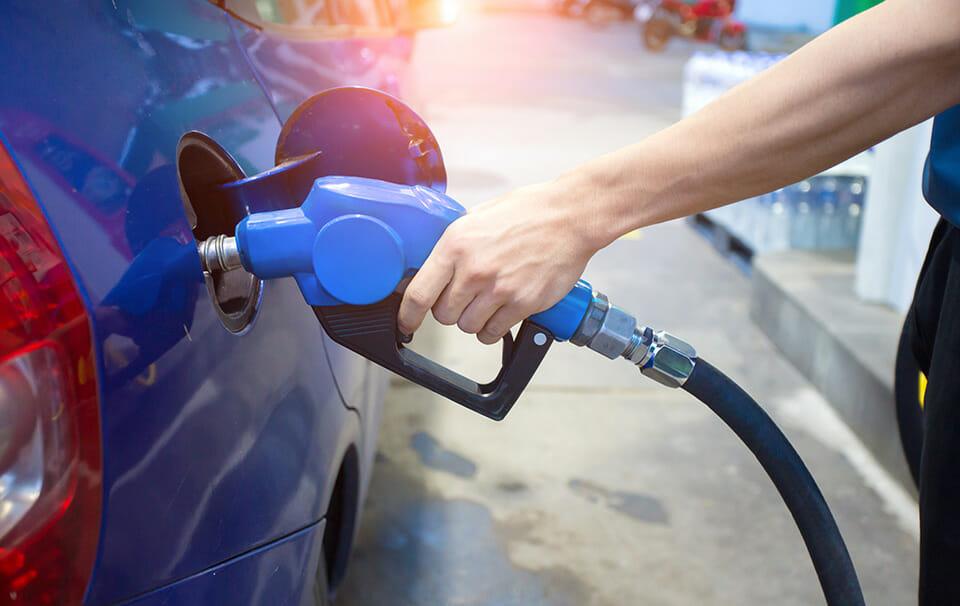 Benzene gas in fuel