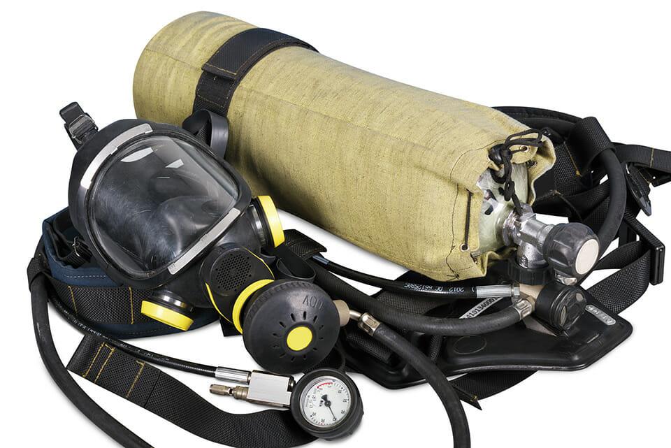SCBA equipment