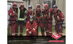 High Angle Rescue Team - June 2020 Calendar