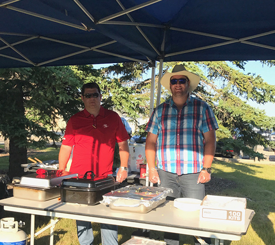 Metis Nation Region 3 Stampede Breakfast