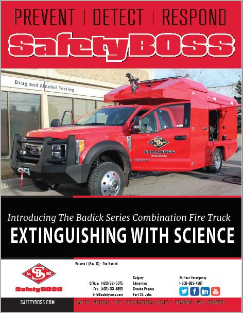 Magazine Volume 1 - Badick Series Fire Truck