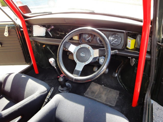 Rover Classic Mini 6 Point Bolt In Roll Cage Safety