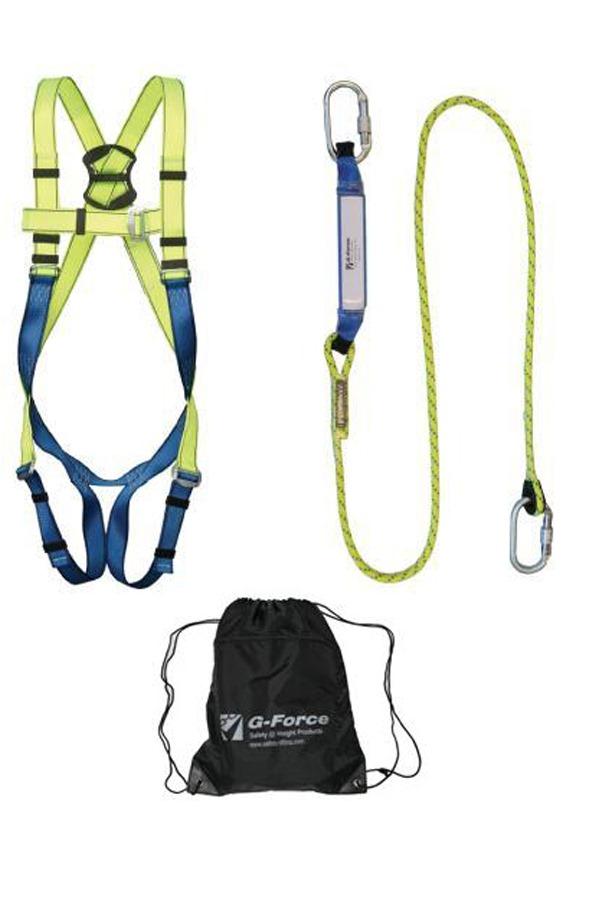 Harness Amp Shock Absorber Lanyard Kit