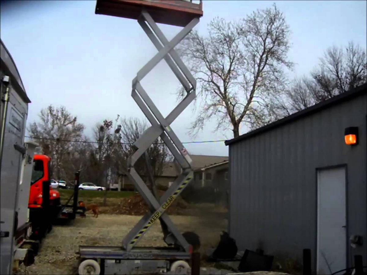 jack lift hoist