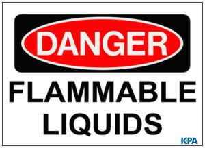 flammable liquids