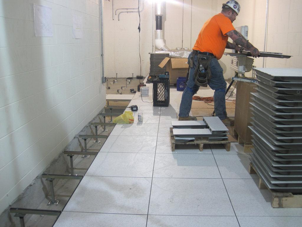 floor opening