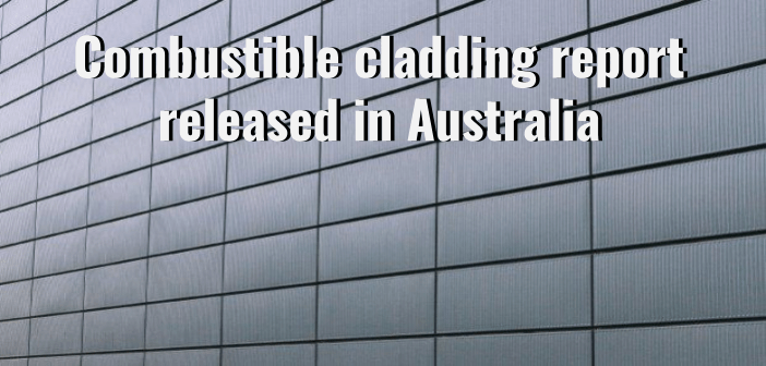 Taskforce identifies up to 1,400 buildings in Victoria clad in aluminium composite panelswith a polyethylene core