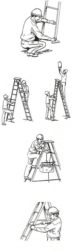 Toolbox Talks – Ladder Safety