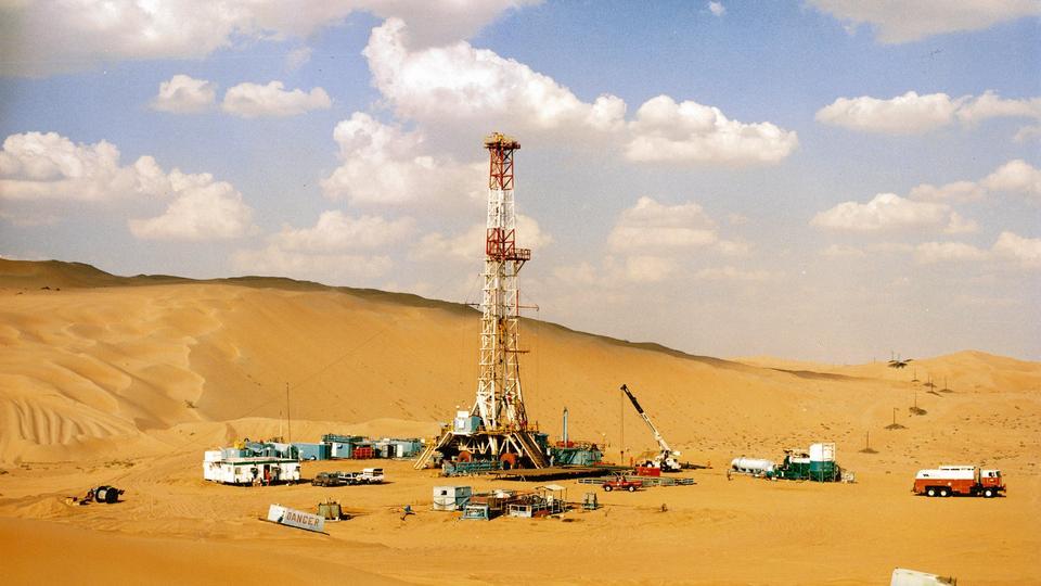 Toolbox Talks – Work In Desert