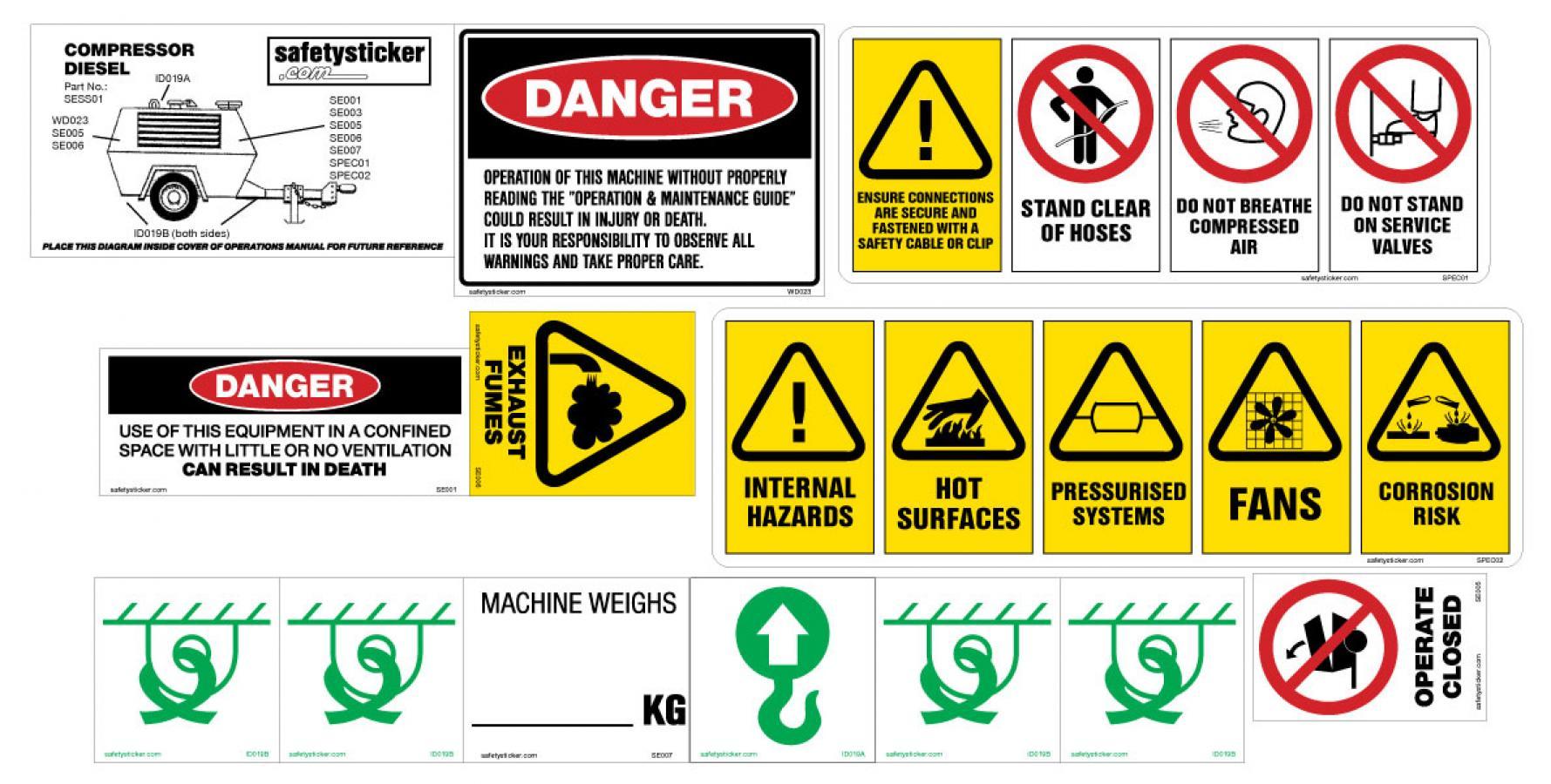 Security Equipment Distributors