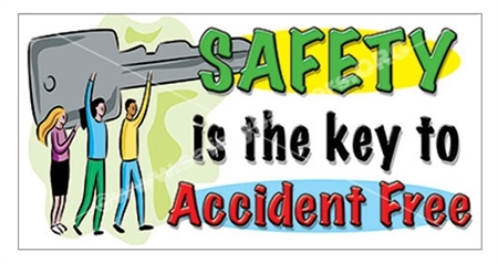 Safety Slogan Banners Posters