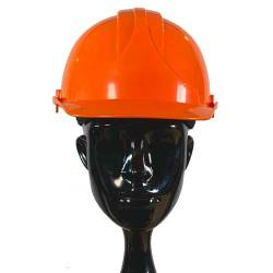 Orange Safety Helmet