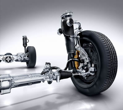 ipswich car suspension services