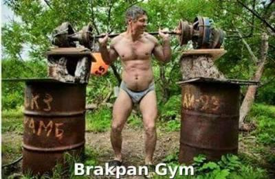 Brakpan-gym