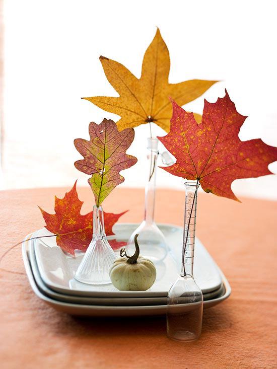 Ideas for Thanksgiving Decor