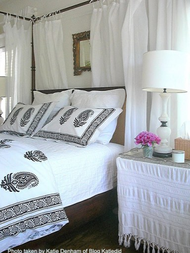 Complementary Bedding For Our Paisley Au Lait Duvet