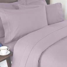 Percale Lilac Sheets - Sheets n Things