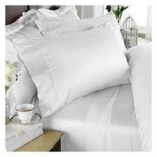 Luxury 1200 thread count white sheets - Sheets n Things