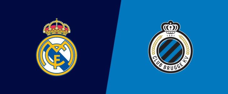 مشاهدة مباراة ريال مدريد وكلوب بروج بث مباشر بتاريخ 01-10-2019 دوري أبطال أوروبا