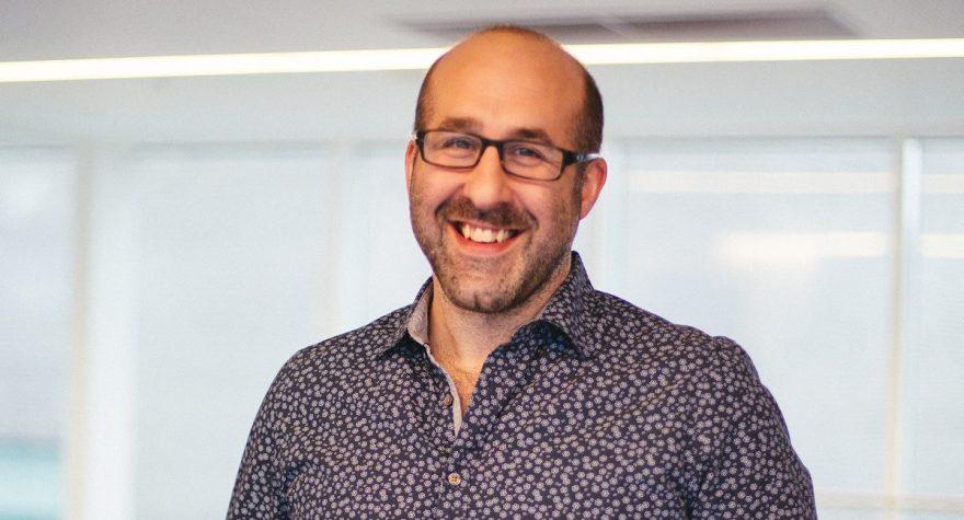 Games entrepreneur Jason Della Rocca, supplied IGEA