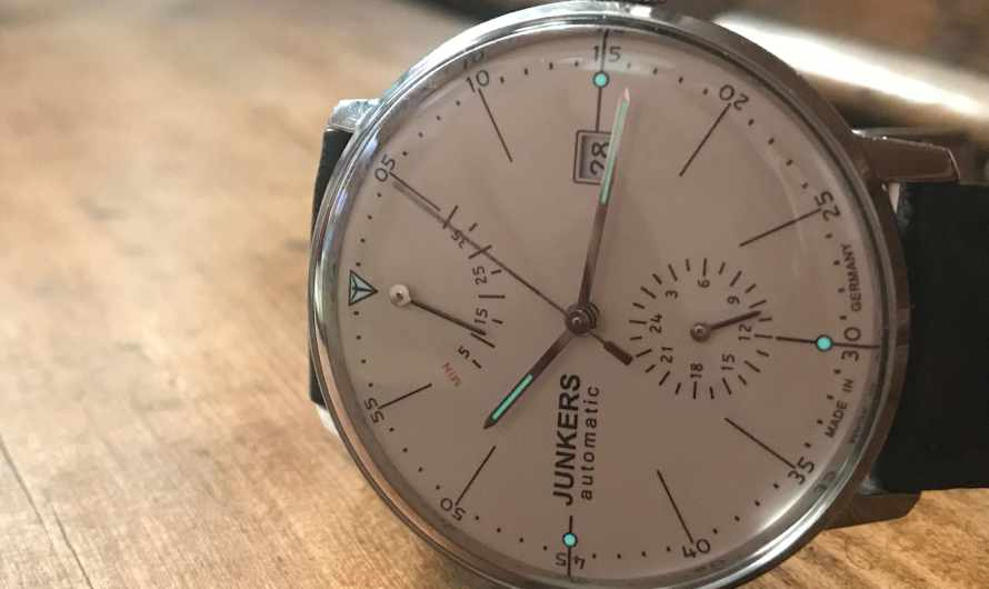 Junkers 6060-5 Bauhaus Review