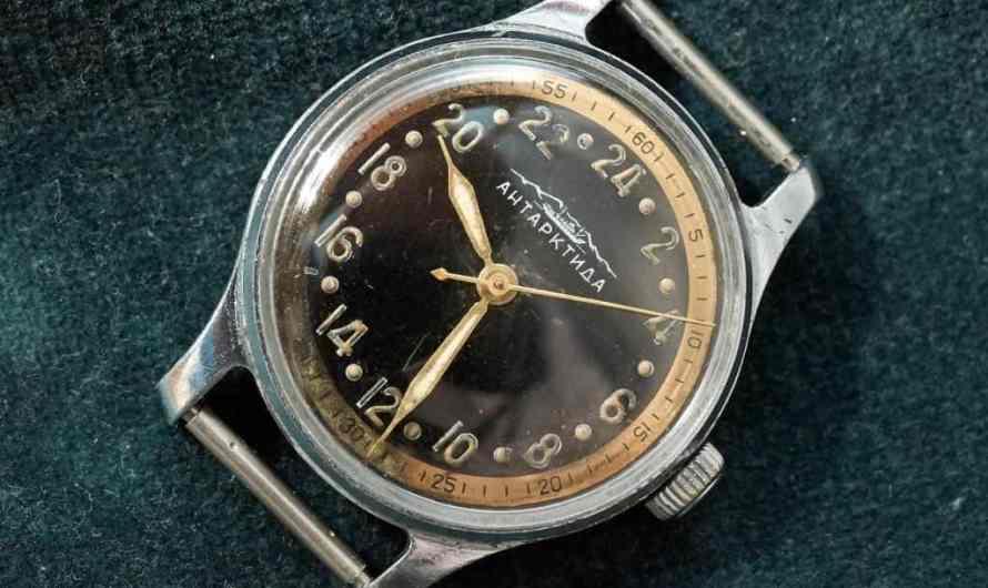 Dossier Relojes Soviéticos/Rusos De 24 h – Parte 1