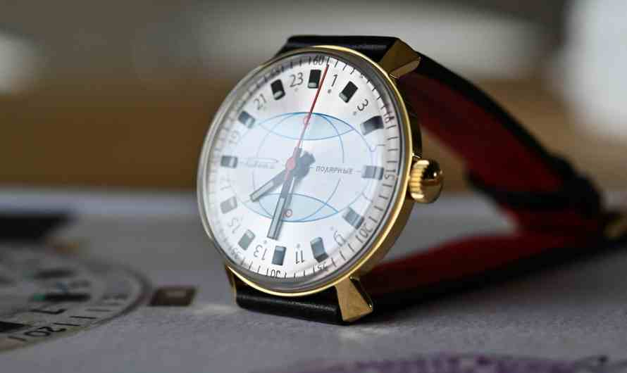 Raketa Polar Re-Issue