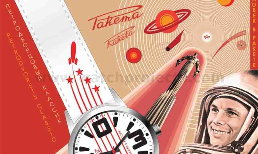 "Raketa ""Big Zero"" – A Design That Crossed Frontiers"